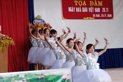 Lễ kỷ niệm 38 năm ngày Nhà giáo Việt Nam (20/11/1982-20/11/2020).